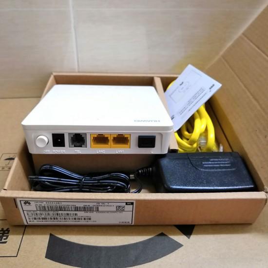 Original New HW HG8120C 2FE +1PORT FTTH GPON ONU fiber modem HG8120C Viop TEL GPON ONU Router
