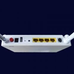 New Original ZTE ZXA10 F660 V8 GPON ONU 1GE+3FE+1POTS+WIFI English Firmware SIP FTTH Fiber Optical Terminal ONT