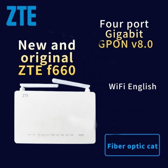ZTE ZXHN F660 V8.0 FTTH