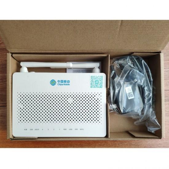 Original New for HW HS8545M5 Gpon WiFi Ont onu 1GE+3FE+VOICE+WIFI+USB English Firmwarel modem Telecom Network Equipment
