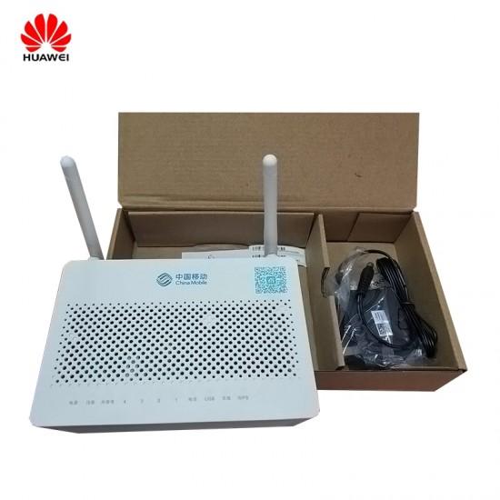 Original ONT Fibra Optica Huawei HS8545M5 GPON Router FTTH GPON ONU 1GE+3FE+1TEL+USB+Wifi Mini Size  English firmware for