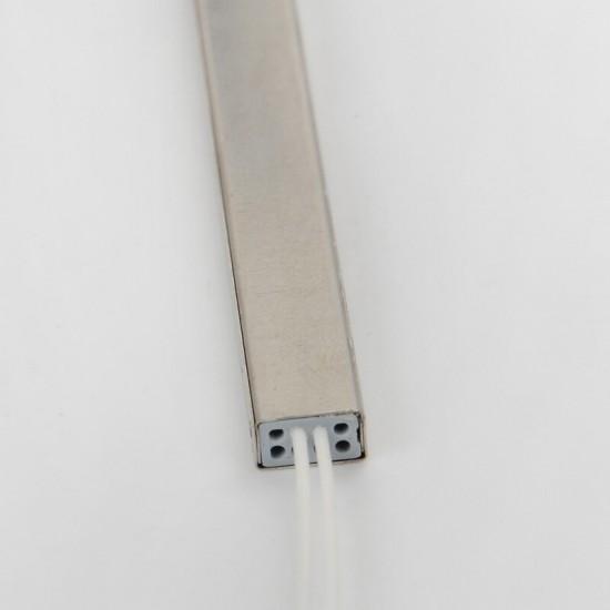 Fiber Optical PLC Splitter SC 2 : 8 Mini steel tube type 2x8 0.9mm Fiber Opitc Splitter SC/UPC Connector Free Shipping
