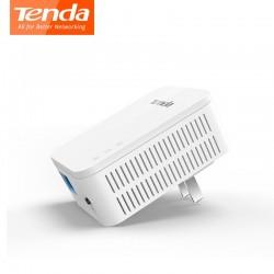 1 STUKS Tenda PH3 1000Mbps EthernetNetwerk Powerline Adapter Adapter, Homeplug AV1000 Volledige Gigabit Snelheid VOor UHD Stomen