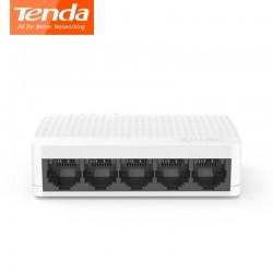 Tenda S105 Ethernet Switch 5 poorten Mini Desktop Netwerk Switchs 10 M/100 M RJ45 Poort full duplex LAN hub Plug en Play Eenvoudig Setup