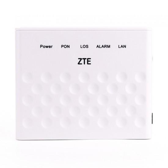 ZTE F601 ONT ONU GPON FTTH Modem opticl line age echoLife GE gpon terminal English English version