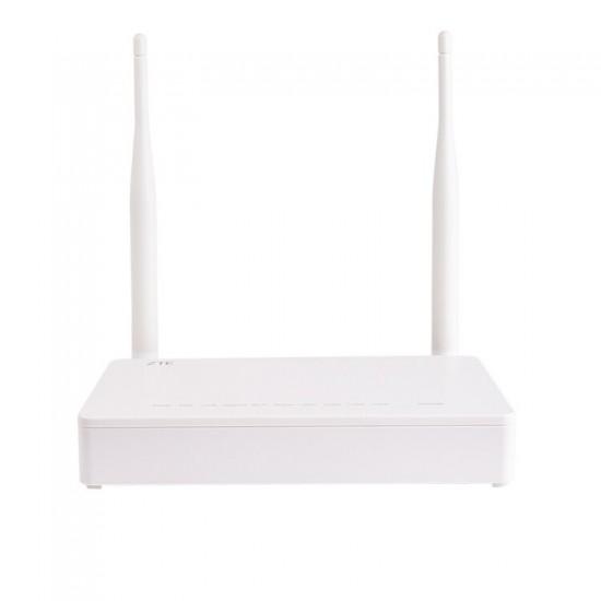 ZTE F668 V8.0 1GE+3FE+Wifi gpon ont rf fiber optic network modem voice wifi catv gpon onu