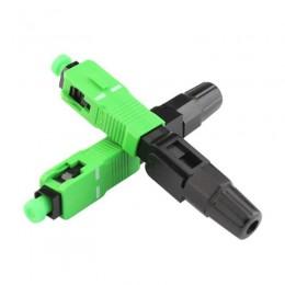 Fiber Adapters & Connectors